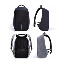 15.6-inch 17.3-inch Laptop Backpacks Waterproof Anti-theft Backpack External USB Charging Computer bag