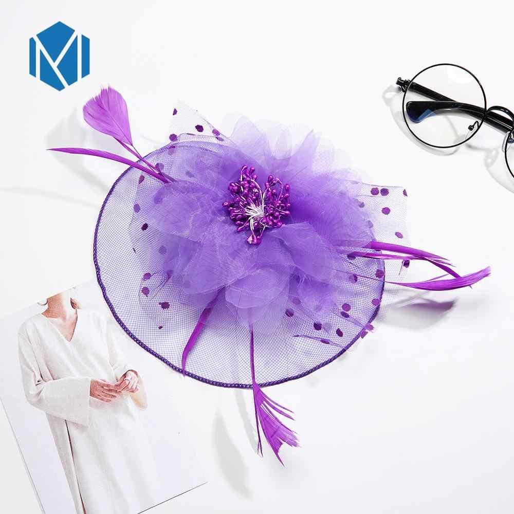 M MISM новые стильные элегантные детские заколки для волос для Рождественская вечеринка подарки Модные Цветочные Шпильки для девочек женские аксессуары для волос