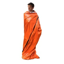 Emergency Sleeping Bag First Aid PE Aluminum Film Tent For Outdoor Camping and Hiking Sun Protection 2019