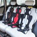 Asiento de seguridad para niños, cojín portátil para bebés, almohadilla para cinturón de dormir, asiento seguro para niños, esponja, asientos de viaje para coche