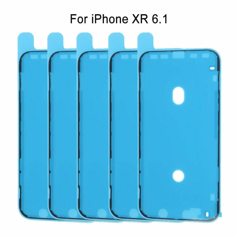 Waterproof Adhesive Sticker for IPhone X XS MAX XR 6 6s 7 8 plus LCD Display Frame Bezel Seal Tape Glue Adhesive 3M Repair Parts (4)