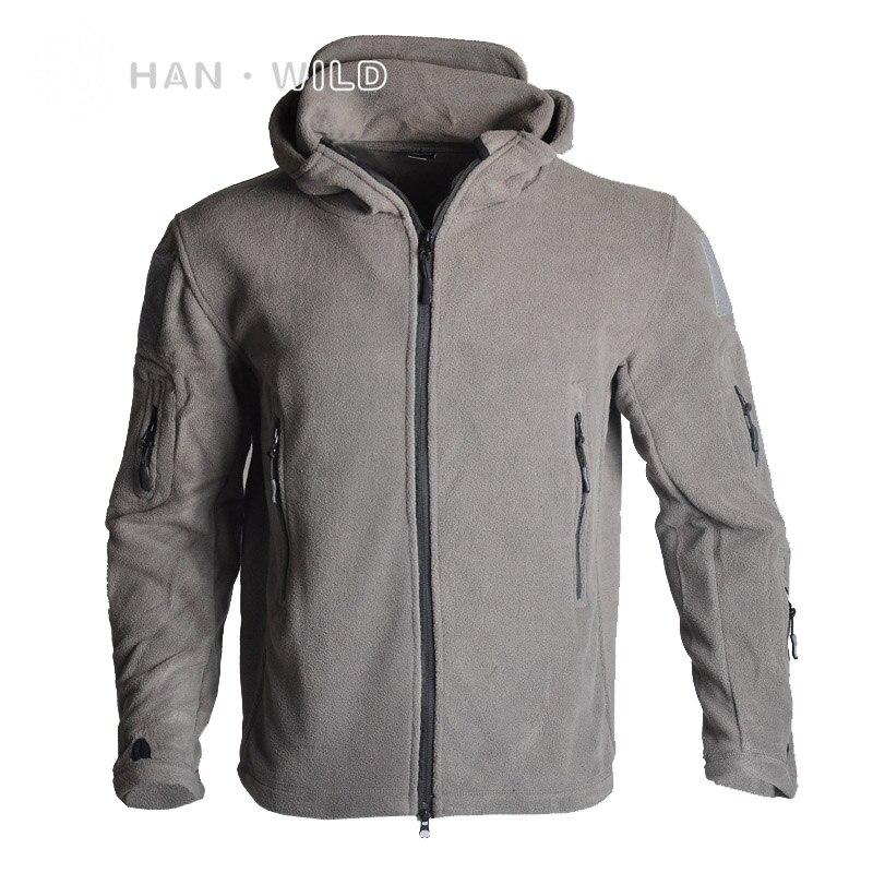Tactical Fleece Jacket Winter Sport Jacket Hunting Clothing