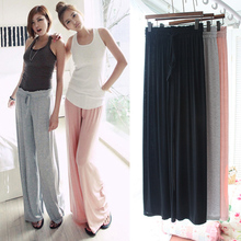 New Harem Pants Women Spring Summer Casual Elastic Waist Cotton Drawstring Sweatpants Plus Size All-match Pantalones Mujer D161