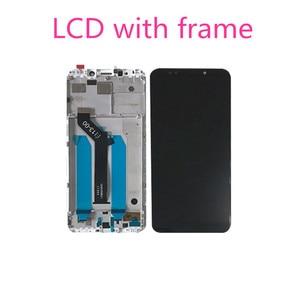 "Image 3 - 5.99 ""המקורי M & סן עבור Xiaomi Redmi 5 בתוספת מסגרת LCD מסך תצוגה + מגע Digitizer לוח עבור redmi 5 בתוספת הרכבה תצוגה"