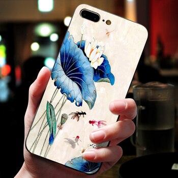 Flower Case iPhone 8 Plus