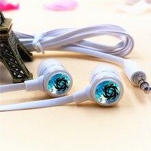 EXO-K EXO SE HUN Fone de ouvido 3.5mm Estéreo Com Fio Fones De Ouvido Microfone Fones de Ouvido de Música Do Telefone para O Iphone Samsung Xiaomi VIVO MP3