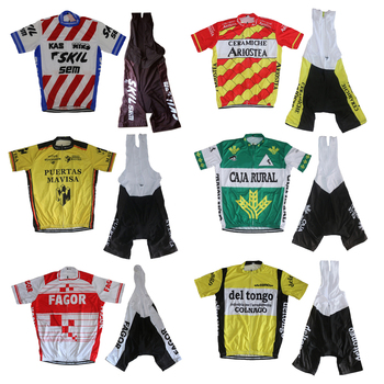 Find Deals 2018 new Cycling Jersey men Short sleeve bib shorts Gel pad Cycling  Clothing bike wear jersey set ropa Ciclismo top kit c56231bbb