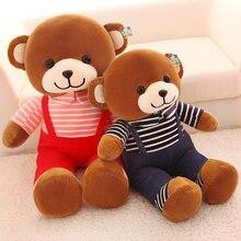 Zhaitu милый игрушечный медведь плюшевые игрушки медведь подарок на день рождения для детей ZT40030