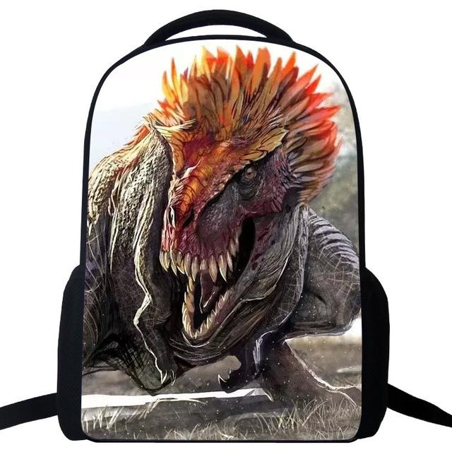 3D dinosaur backpacks New – 2017