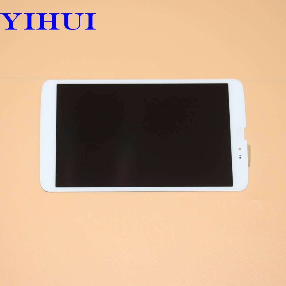 YIHUI 8.3'' inch For LG G Pad 8.3 V500 3G Version LCD DIsplay + Touch Screen Digitizer Glass Assembly Free shipping high quality for lg g pad 8 3 v500 wifi version lcd display panel module touch digitizer glass screen assembly free shipping