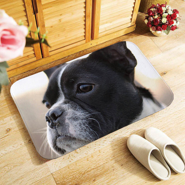 French Bulldog Welcome Mat Cute Dogs