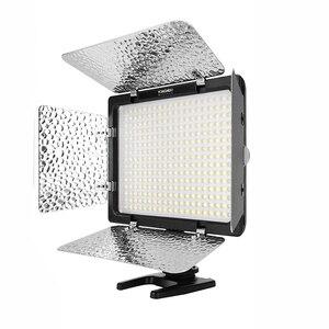 Image 4 - Yongnuo YN300 III YN 300 III 3200k 5500K CRI95 מצלמה תמונה LED וידאו אור אופציונלי עם AC כוח מתאם + סוללה ערכת