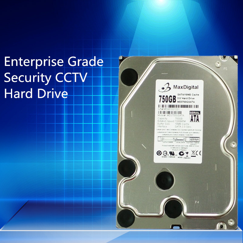 все цены на 750GB SATA 3.5inch Enterprise Grade Security CCTV Hard Drive Warranty for 1-year онлайн