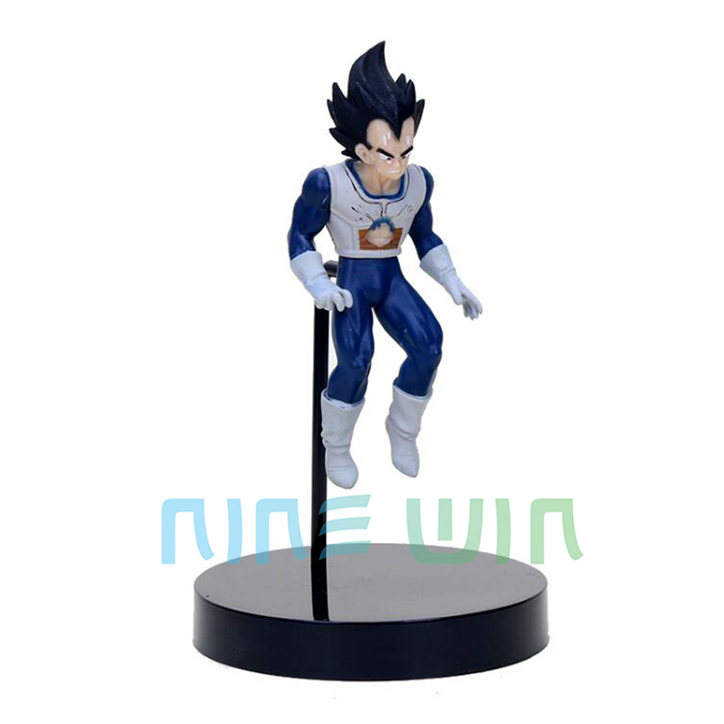 Dragon Ball Z Next Vendors Innovation Vegeta PVC Figure Collectible Model Toy 14.5cm