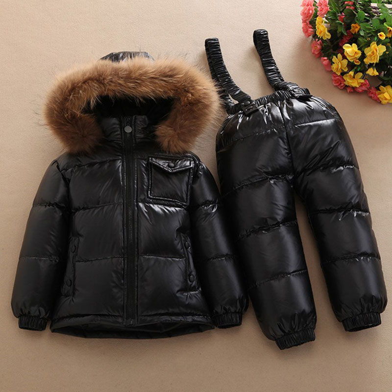 Winter Jacket Boy New Year's Costume for A Boy New Year Package Girl's Clothes Winter Boy Outerwear Down Jacket Girl Jacket Coat the children down jacket winter suit pants can open a boy girl down jacket girl down jacket girl boy jacket girls winter coat