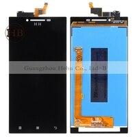 1 cái Free China Post 1280*720 LCD Mới Với Cảm Ứng HH Cho Lenovo P70 Lcd Hiển Thị Đối Với Lenovo P70-T P70T Lcd 5.0
