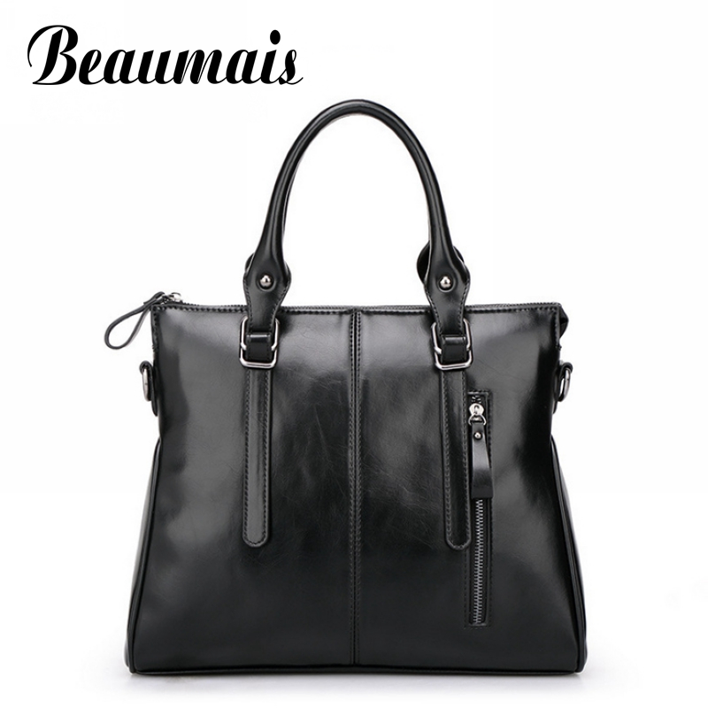 Beaumais Leather Handbags Women Messenger Bags Crossbody Casual Pu Leather Shoulder Bags For Women 2017 Women Handbags DB6102 недорого