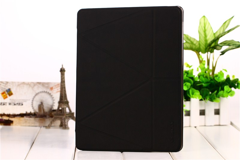 Onjess For iPad Pro Case 12.9 inch 2015 Fold Originality Deformation Stand iPadpro Smart Cover Auto Sleep Wake up Luxury Box HOT