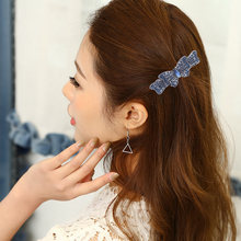Characteristic Hair Accessories Flower Hairpin Head wear High Grade New Vintage Butterfly Clip For Women