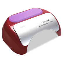 GAOY Promotion 48W CCFL-LED Professional Nail Lamp UV Lamp Nail Dryer for UV Gel LED Gel Nail Machine Infrared Sensor