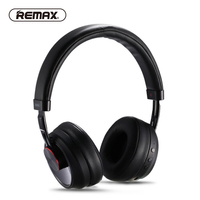 REMAX Wireless Music Bluetooth Headphones Headset With HD Mic Noise Cancelling Hifi Sound 3D Stereo Bass