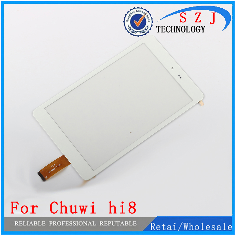 Original 8'' inch Tablet PC For Chuwi Hi8 Touch panel Touch Screen Replacement for Chuwi Hi8 screen Free shipping 10pcs/lot rx16 tx26 ju sr dh 1007a1 fpc033 v3 0 dh 1007a1 fpc033 10 1inch touch screen panel for tablet pc noting size and color