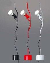 Спальня подвесной светильник parentesi линия света подвесной светильник
