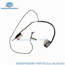 New laptop computer LCD LVDS Video cable For HP For Pavilion 15-A 15-AC Flex Cable P/N AHL50 DC020027J00