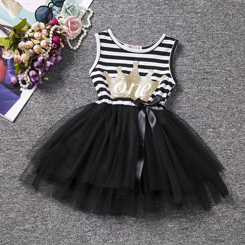 Девочка одежда 2017 новорожденных рукавов 1 год девочка день рождения dress vestido де bebe recien nacido verão ропа де bebe нена