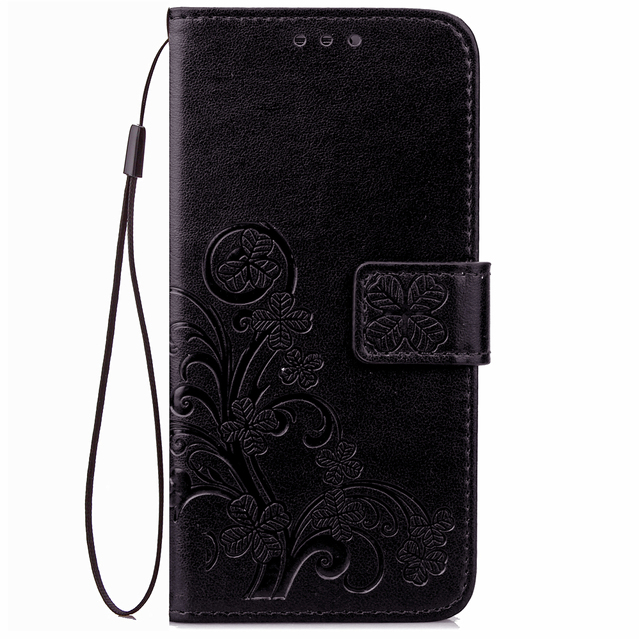 best website d7f18 d30d6 US $4.09 6% OFF|For Xiaomi Redmi Note 4 Case 5.5 Wallet PU Leather Back  Case Cover For Xiaomi Redmi Note 4 Pro Case Flip Protective Phone Bag-in ...