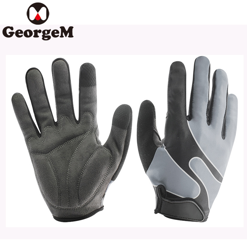 High Quality Bike Gloves Touch Screen Bicycle Glove MTB Road Riding Gloves Long Fnger Climbing Fitness Gloves Breathable Cycling