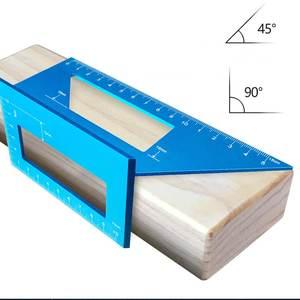 Aluminum Alloy Woodworking Gau