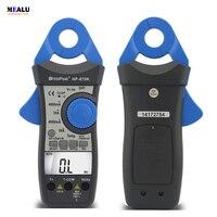 HoldPeak HP 870K Авто Диапазон DCAC цифровой клещи мультиметр Pinza Amperimetrica Amperimetro температура/частота подсветка