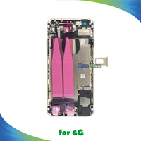 High Quality Back Middle Frame Chassis Full Housing Assembly Battery Cover Door Rear With Flex Cable