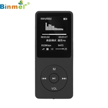 """1.8 """"TFT Negro 4G MP3 Reproductor de Música de Alta Fidelidad FM Tarjeta DEL TF Registrador de Sep27"""