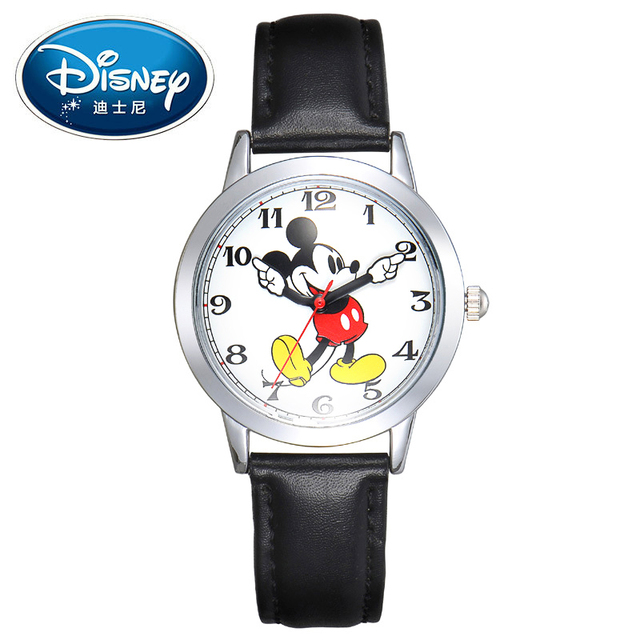 Disney Men Women Watch kids Children Watch Genuine Brand QuartzWristwatches Girl