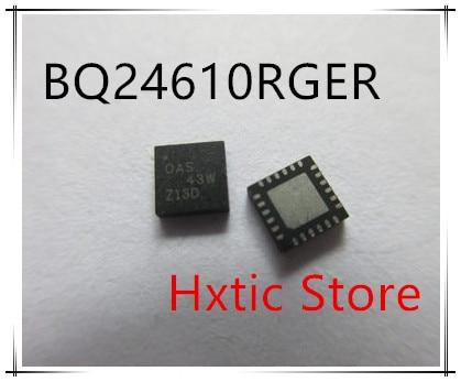 NEW 10PCS LOT BQ24610RGER BQ24610RGET BQ24610 MARKING OAS QFN 24 IC