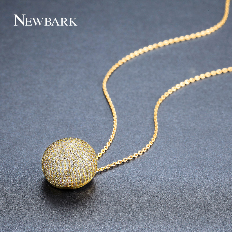 NEWBARK Top Selling Cute Small Pendant Necklace Bijouterie Style ...