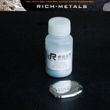 100 грамм 99.99% чистый металл галлия