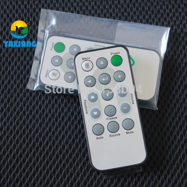 Original Projector Remote for VIVITEK projectors D508 D509 D510 D511 D530 D510 D508 D535 D536 D537W D538 , ETC проекторы vivitek qumi q3 plus black