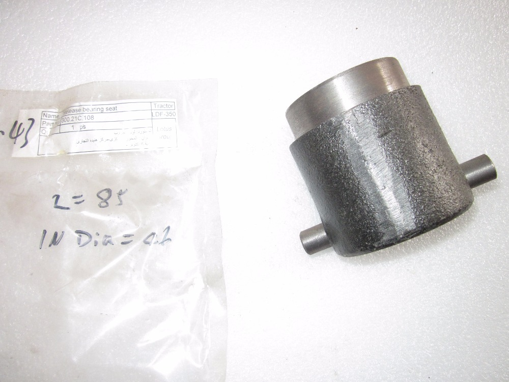 DF350 DF300 DF354 tractor parts, the release bearing seat, part number 300.21C.108 yto 404 tractor the seat bearing differential rh part number e300 38 177