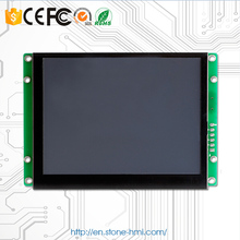 лучшая цена 5.6 inch display tft lcd controller touch panel as hmi +plc industry solution