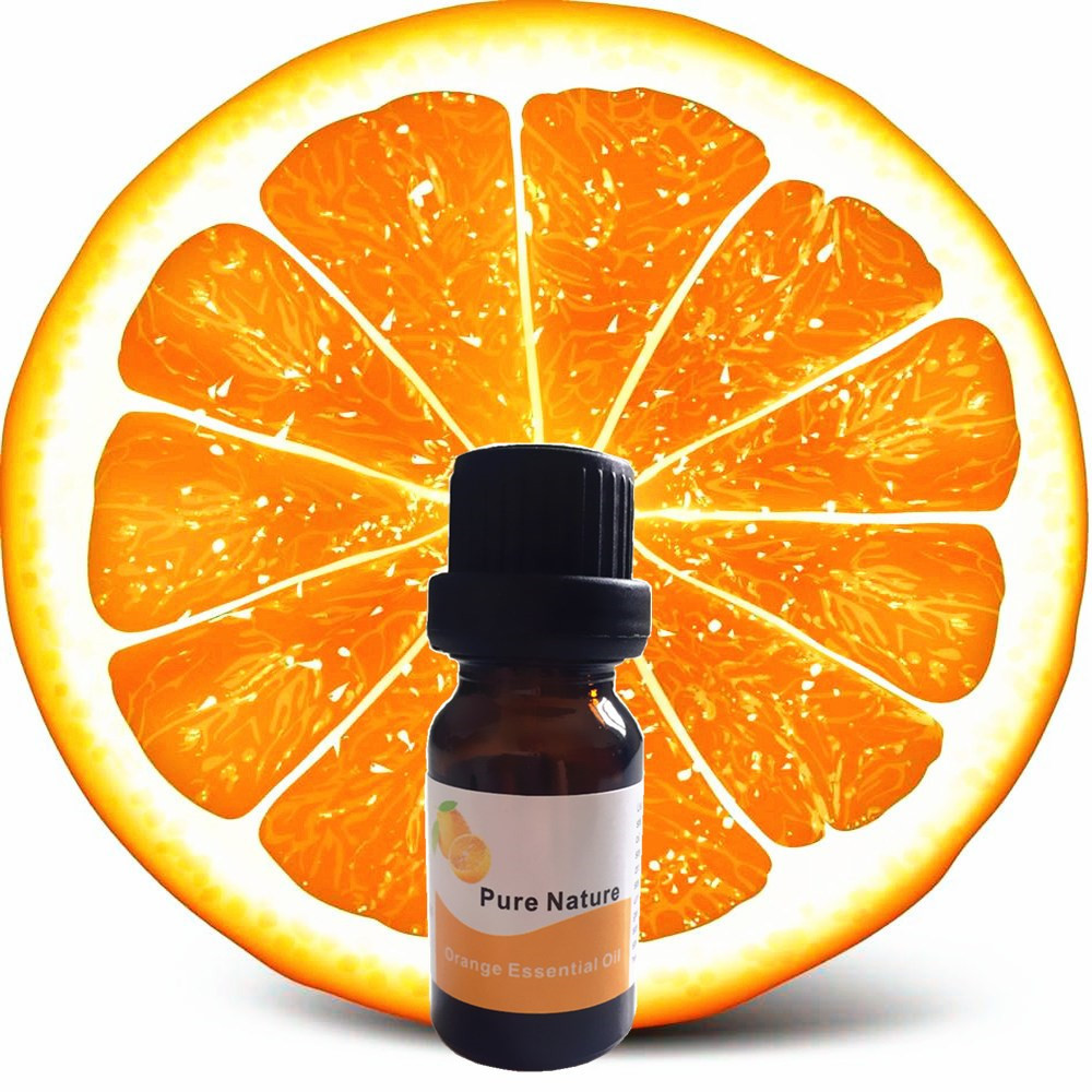 10ml Top Quality Brazil Orange Fragrance Aromatherapy Essential Oil For Diffuser Humidifier Spa Add Fragrance