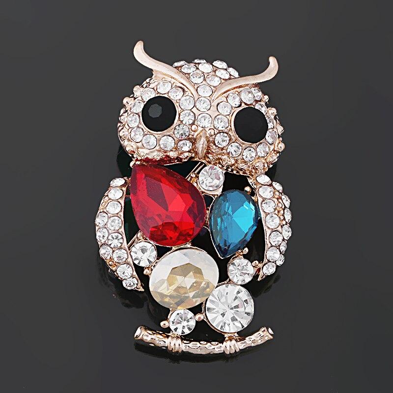 Baiduqiandu Brand Multi Colors Crystal Rhinestones Әйелдерге - Сәндік зергерлік бұйымдар - фото 2