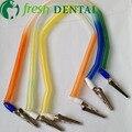 10x Dental scarves clip aprons scarves clip dentistry dental pad plastic clip dental supplies dental clip mouth Apron SL-CS1101