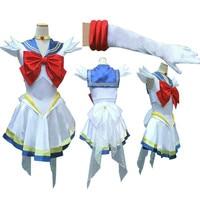 Sailor Moon Super Princess Sailor Moon Tsukino Usagi Cosplay Halloween Party Costume Fancy Dress Custumized Size