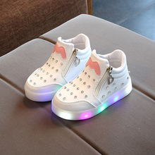 La MaxPa Spring Glowing Sneakers with Leds