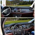 Dashmats car styling accesorios tablero de instrumentos cubierta para BMW 5 series GT F10 F11 F07 2011 2012 2013 2014 2015 2016