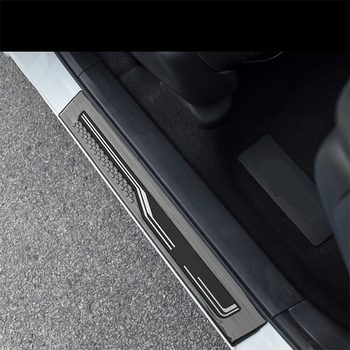 Pé Pedal Automóvel Modificado Auto Personalizado Atualizado Car Styling Peças de Cobre Brilhante Lantejoulas 17 18 19 PARA Honda CRV