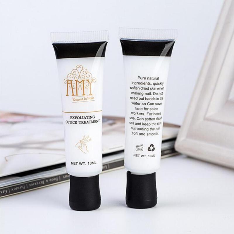 Manicure Exfoliating Nail Cuticle Oil Softener Soften Surrounding ...